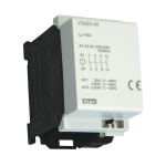 Installation contactor - VS420-40 48V AC