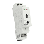 Programmable staircase switch CRM-42 /230V AC