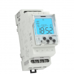 Мултифункционално дигитално времево реле с часовник SHT-7
