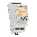 Мултифункционално дигитално времево реле с часовник SHT-3 /230V AC