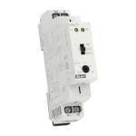 Programmable staircase switch CRM-42-F /230V AC