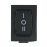 Switching button with central position for Controlling and signalling modules - USS-05