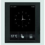 Устройство с touch-контрол - RF Touch-B (С конзола) /Бял-Сив Металик