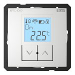 Simple wireless temperature controller - RFTC-10/G /Aluminum