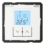 Wireless temperature controller - RFTC-50/G / White