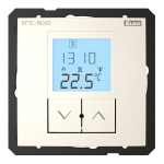 Wireless temperature controller - RFTC-50/G / Pearly