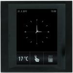 Устройство с touch-контрол - RF Touch-B (С конзола) /Черен-Сив металик