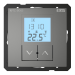 Wireless temperature controller - RFTC-50/G / Grey