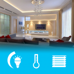 "Starting KIT ""Smart Home"" - ""Heating, Lighting and blinds"""