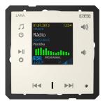 Радио LARA (радио, монтирано в стената) /Слонова кост