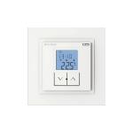 Контролер за безжично управление на температура RFTC-150/G /Бял/Бял