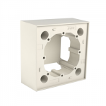 Кутия за монтаж на повърхности - бял