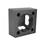 Кутия за монтаж на повърхности - сив