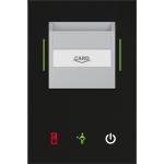 Стъклен картодържач GCH3-31 /Алуминий