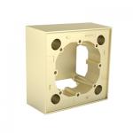 Кутия за монтаж на повърхности - златен