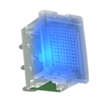 USS-15 - Signalling LED (blue) for Controlling and signalling modules
