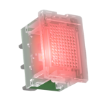 USS-14 - Signalling LED flashing (red) for Controlling and signalling modules