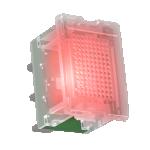 USS-14 - Сигнална LED светлина - мигаща (червена) за Контролно сигнално устройство