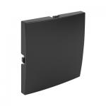 Капачка за празен модул - Черна