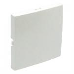 Капачка за празен модул - Бяла