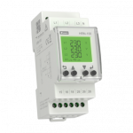 Multifunction voltage monitoring relay in 3P with LCD display HRN-100