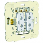 Venetian Switch with Mechanical Blockage