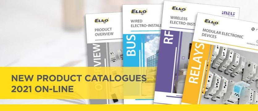 New product catalogues 2021